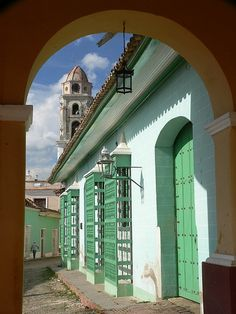 Trinidad by LomoLutz, via Flickr