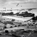 Guerra y paz en Europa. La playa de Normandía a 70 años del desembarco.