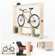 woonhome-opbergen-ophangen-fietsen-fiets-shoes-books-bike-thomas-walde