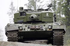 Norwegian Leopard 2 A4NO Tank https://www.flickr.com/photos/metziker/9702113907/in/faves-31371338@N04/
