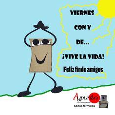 """""""Mi adorado viernes, te echaba de menos desde el lunes"""" www.aypunta.com #sacostermicos #sacossemillasdelino #linodorado #lavanda #bienestar #yoga #pilates #taichi"""
