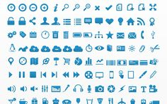 24 Fresh New Icon Sets for Download