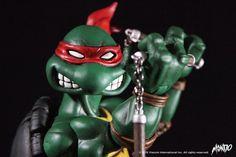 Mondo Art Collection - Teenage Mutant Ninja Turtles 1/6 Scale Figure: Michelangelo(Provisional Pre-order)
