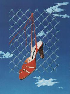 "palmandlaser: "" Atsushi Asari, from JCA Annual 5 "" Art And Illustration, Illustrations, Airbrush Art, 1980s Art, New Retro Wave, Retro Futuristic, Foto Art, Arte Pop, Up Girl"