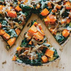 i just happen to have a lot of buckwheat, so am thrilled to see this Buckwheat Harvest Tart from Sprouted Kitchen via @epicurious