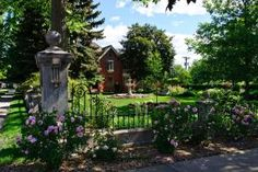 Historic Callahan House and Garden, Longmont