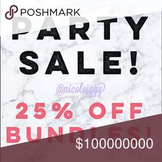 Summer Clearance Sale Take 20% off dresses, skirts or tank tops and I will ACCEPT your offer!   I will also accept 20% off other items as well.   Bundle with other items for even bigger savings. Jewelry