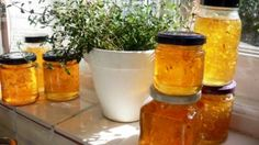 How to make delicious dandelion marmalade Romanian Food, Recipes From Heaven, Marmalade, Natural Cures, Hot Sauce Bottles, I Foods, My Recipes, Creme, Food To Make