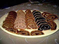 bejgli-ahogy-en-szoktam Sweet Pastries, Strudel, Cake Cookies, Food To Make, Waffles, Cereal, Cheesecake, Food And Drink, Artisan