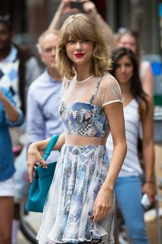 Taylor Swift Photos: Taylor Swift Leaves the Gym
