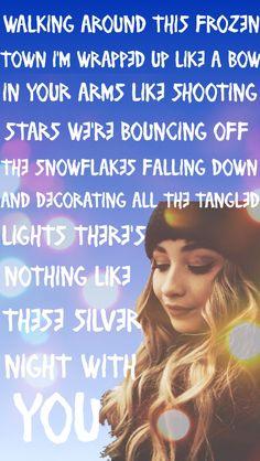 Silver Nights lyrics by ma personne @karevsprincess