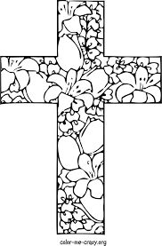 Free Religious Easter Printable Coloring Pages