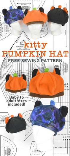 Posts about Free Projects written by cholyknight Plushie Patterns, Hat Patterns To Sew, Dress Making Patterns, Sewing Patterns For Kids, Sewing Projects For Kids, Sewing Ideas, Cloth Patterns, Diy Projects, Pumpkin Halloween Costume