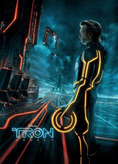 tron legacy   Tron Legacy Kino Poster