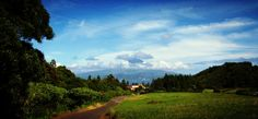 Viev from Poco das Asas of Pico www.traveldifferent.eu/home-eng #traveldifferent #travel #azores #acores #island #faial