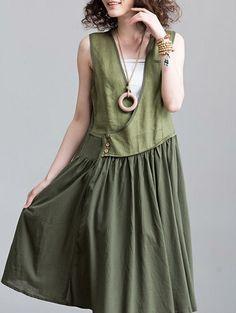 переделка блузки в платье