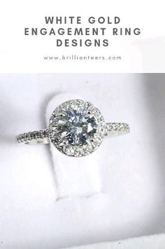 Looking for that classic diamond on white gold combination? We have every design you can think of! Engagement Wedding Ring Sets, Designer Engagement Rings, Diamond Engagement Rings, Diamond Rings, Diamond Jewelry, Wedding Jewelry, Wedding Rings, Bridal Boutique, Ring Designs