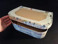 Monta tu maleta de cartón | Manualidades