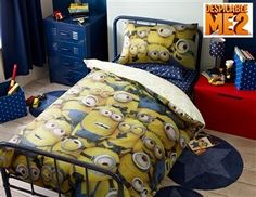 Buy Despicable Me Bed Set from the Next UK online shop