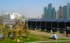 Large Tent - Party Tent - Fashion Show
