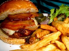 Back Forty | Best Burger Reviews | Find the Best Burgers in the World | Cheese Burger Recipes