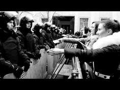 Thank you, Poland. <3 #euromaidan #ukraine #poland ▶ KOZAK SYSTEM - Brat za Brata, feat ENEJ i MALEO REGGAE ROCKERS (Official video) - YouTube