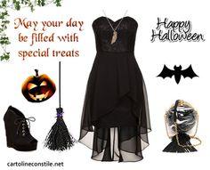 alla moda halloween 2014