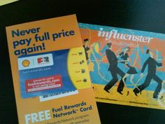 voxbox influenster vivavoxbox shellfuelrewards shell fuel rewards network card viva la vida pinterest - How To Use Shell Fuel Rewards Card