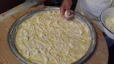 Η παραδοσιακή γαλατόπιτα (λαπτόνια) της θείας Βέρας – ηχωμαγειρέματα Grains, Rice, Food, Essen, Meals, Seeds, Yemek, Laughter, Jim Rice