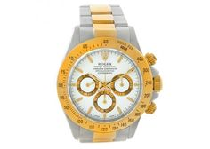 Rolex Cosmograph Daytona Steel and Gold Mens Watch 16523