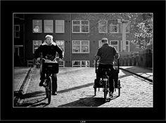 Across the bridge by Loïc Auffray on 500px