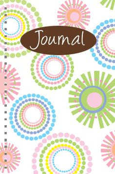 design - Spiral pattern design Journal by Milena Martinez