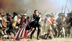 The Patriot! A phenominal movie!