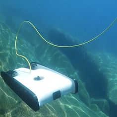 Trident is an underwater drone for everyone. #Atmel #OpenROV #Drones #ROV #Kickstarter