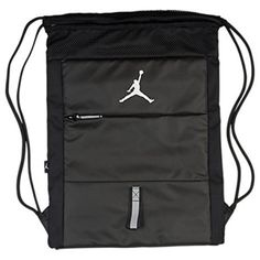 NIKE Air Jordan All World Drawstring Gymsack Backpack Sport Bookbag Durable Laptop Tote - http://airjordankicksretro.com/nike-air-jordan-all-world-drawstring-gymsack-backpack-sport-bookbag-durable-laptop-tote/