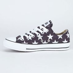 2701dba54444 Converse Chuck Taylor All Star shoes. Rubber Converse All Star heel badge. Converse  All Star label woven on tongue.