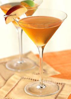 The Gold Rush. 1/2 cup vodka 1/4 cup thawed frozen apple juice concentrate 4 teaspoons Calvados 4 teaspoons fresh lemon juice