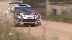 FIA ERC - Seajets Acropolis Rally - Qualifying Stage