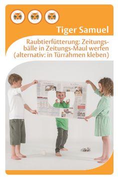 """Übung aus """"Das kleine Ballspiel"""" Schwierigkeitsgrad 3 von 4. alleine, in der Gruppe, zu Hause, in der Schule, im Kindergarten, in der Betreuung, etc. mit Recyklingmaterial.  Exercise from """"The small ball game"""" - ExMocise Difficulty of 3/4 alone, in a group, at home, at school, in kindergarden, in the care, etc. with recykling material."""