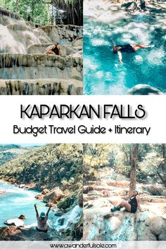 What's best to do in the rainy season? This article contains every detail you need to know about Kaparkan Falls complete with budget and itinerary. Batanes, Roller Coaster Ride, Rainy Season, Great Stories, Budget Travel, Travel Around, Waterfalls, Trekking, Passport