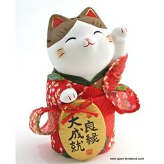 Manekineko Amour ** Learn more about #cats with Ozzi Cat Magazine >> http://OzziCat.com.au **