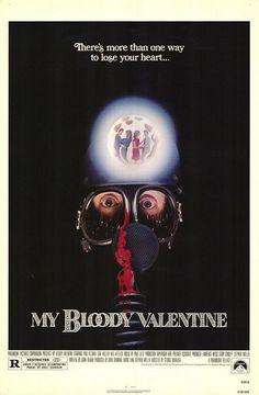 Retro Horror Movie Poster