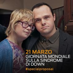Saatchi & Saatchi launchen internationale Kampagne zum World Down Syndrome Day am 21. März.