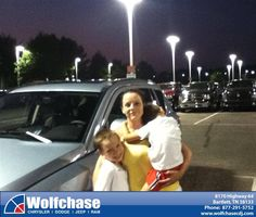 #HappyAnniversary to Kelli Pundit on your 2014 #Jeep #Compass from Albert Brown at Wolfchase Chrysler Jeep Dodge!