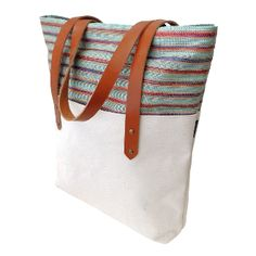 Norton's U.S.A.: Stylish everyday tote! Perfect for the beach, vacation and more! #MadeinUSA