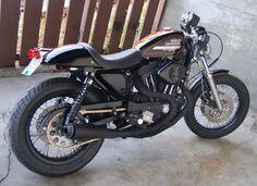 Harley Davidson XR1200 Sportster Cafe Racer