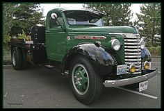 1940 GMC truck