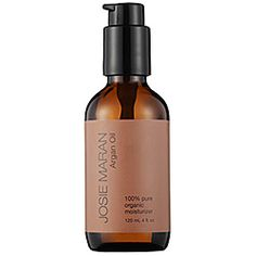 Josie Maran - Argan Oil, I don't use any anti-aging stuff, only this and LaMer (in winter). I think less is more and chemicals creep me out. This stuff is so great for hair, skin, anything.