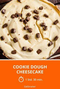 Cookie Dough Cheesecake - smarter - Zeit: 1 Std. 30 Min. | eatsmarter.de