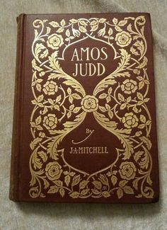 Amos Judd J A Mitchell Antique 1901 Illustrated with Color Plates Intact | eBay